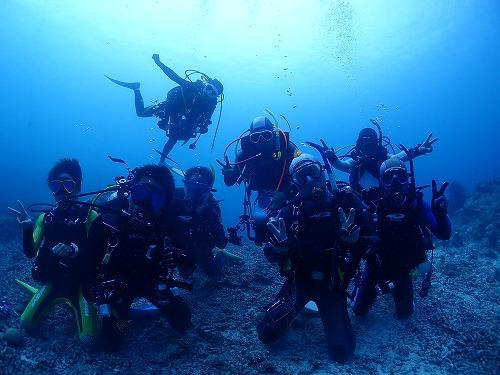 西表島ダイビングブログ