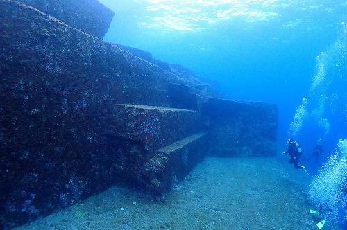 与那国の海底遺跡