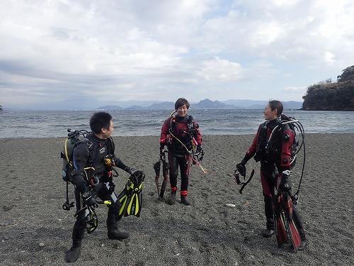 目黒【大瀬崎1泊2日】夏だ!海だ!ダイバーになろう!